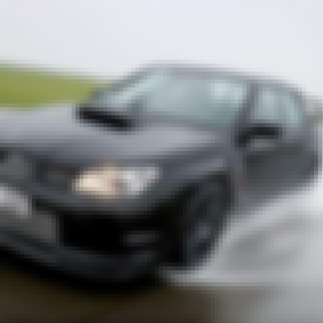 2007 Subaru Impreza Sedan is listed (or ranked) 2 on the list The Best Subaru Imprezas of All Time