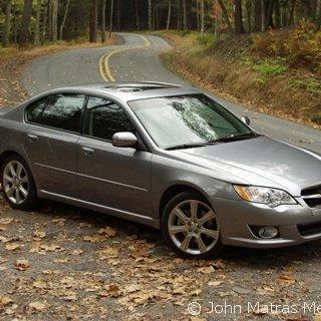 2008 Subaru Legacy is listed (or ranked) 2 on the list The Best Subaru Legacys of All Time