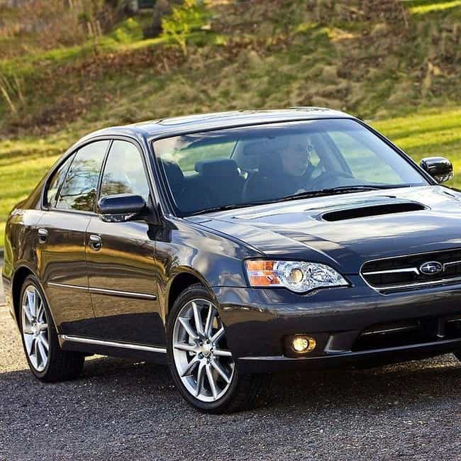 2009 Subaru Legacy is listed (or ranked) 2 on the list The Best Subaru Legacys of All Time