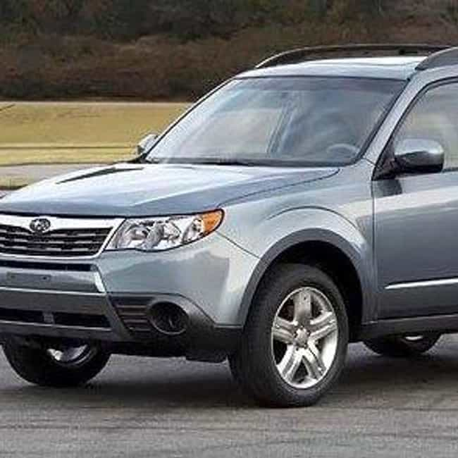 2009 Subaru Forester is listed (or ranked) 2 on the list The Best Subaru Foresters of All Time