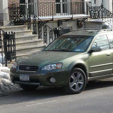 2005 Subaru Outback Station Wa is listed (or ranked) 2 on the list The Best Subaru Station Wagon AWDs of All Time