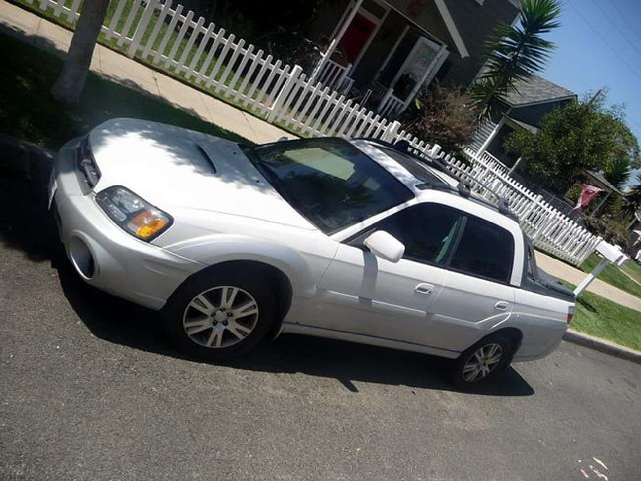 2006 Subaru Baja is listed (or ranked) 2 on the list List of 2006 Subarus