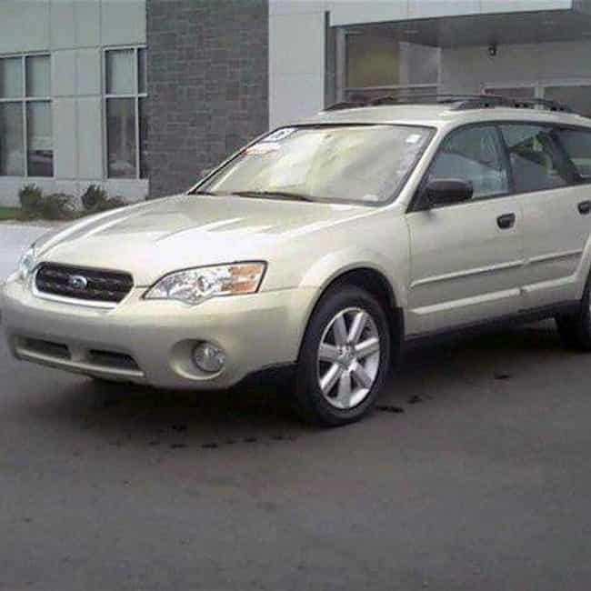 2006 Subaru Outback Wago... is listed (or ranked) 4 on the list The Best Subaru Outbacks of All Time