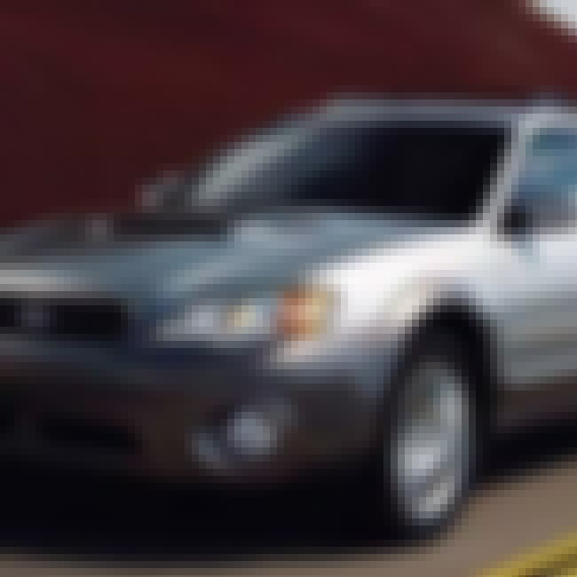2007 Subaru Outback Wagon is listed (or ranked) 4 on the list The Best Subaru Outbacks of All Time