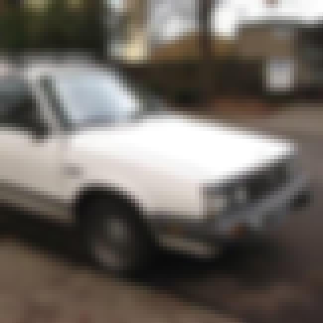 1986 Subaru Hatchback Hatchbac... is listed (or ranked) 3 on the list List of 1986 Subarus