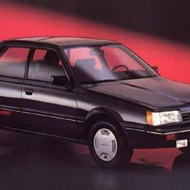All Subaru Sedans List Of Sedans Made By Subaru