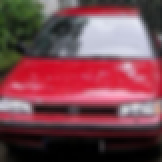 1989 Subaru Sedan Sedan is listed (or ranked) 4 on the list List of Popular Subaru Sedans