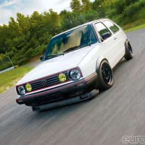 1990 Volkswagen GTI is listed (or ranked) 24 on the list The Best Hatchbacks of All Time
