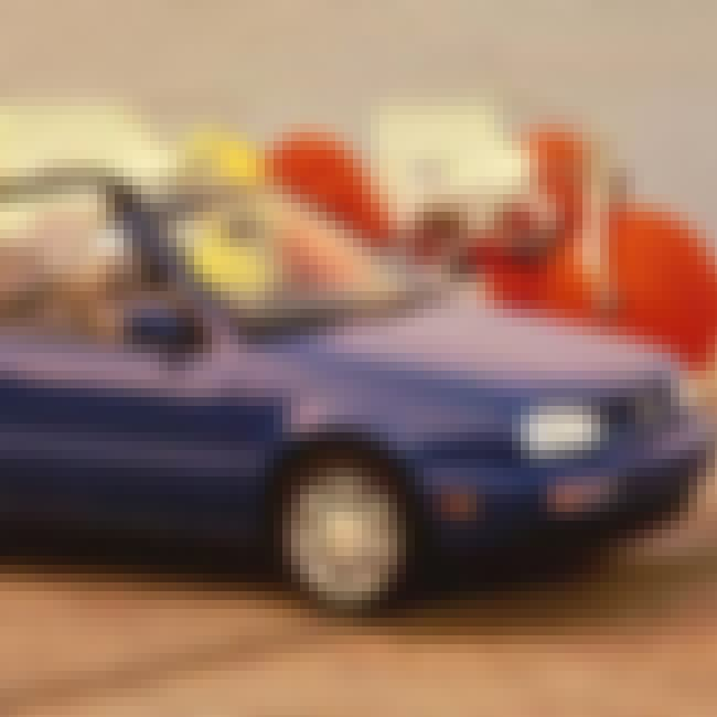 1999 Volkswagen Cabrio is listed (or ranked) 4 on the list The Best Volkswagen Cabriolets of All Time