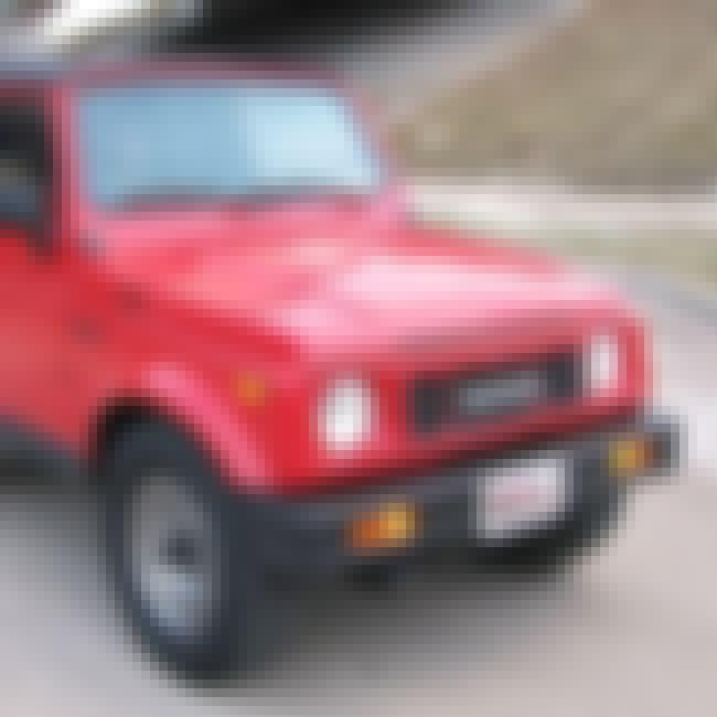 1989 Suzuki Samurai SUV Conver... is listed (or ranked) 1 on the list List of 1989 Suzukis