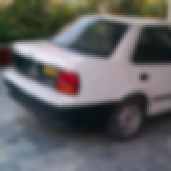 1991 Suzuki Swift Sedan is listed (or ranked) 1 on the list List of Popular Suzuki Sedans