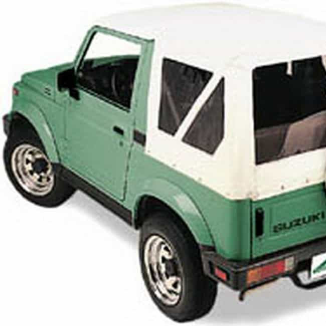 All Suzuki Suv Soft Top List Of Suv Soft Top Made By