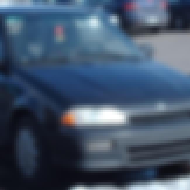 1992 Suzuki Swift Hatchback is listed (or ranked) 4 on the list List of Popular Suzuki Hatchbacks