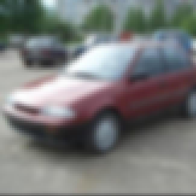 1993 Suzuki Swift Sedan is listed (or ranked) 2 on the list List of Popular Suzuki Sedans