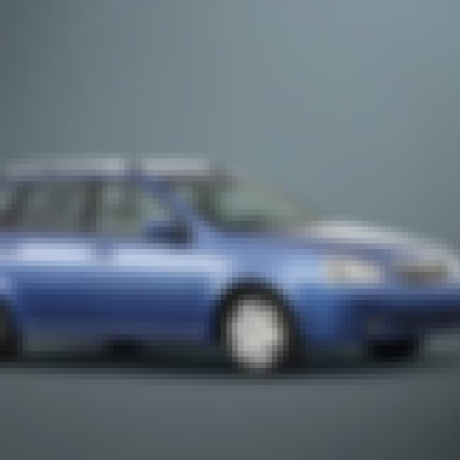 2006 Suzuki Forenza Wagon is listed (or ranked) 1 on the list The Best Daewoo Lacettis of All Time