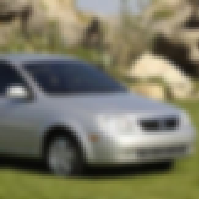 2007 Suzuki Forenza Sedan is listed (or ranked) 2 on the list The Best Daewoo Lacettis of All Time