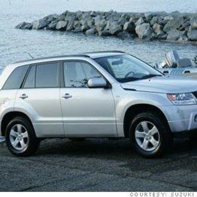 2007 Suzuki Grand Vitara is listed (or ranked) 2 on the list The Best Suzuki Escudos of All Time