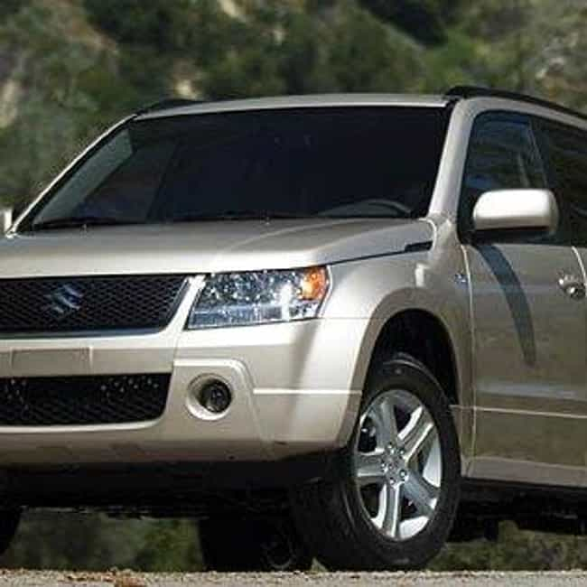 2008 Suzuki Grand Vitara is listed (or ranked) 4 on the list The Best Suzuki Escudos of All Time