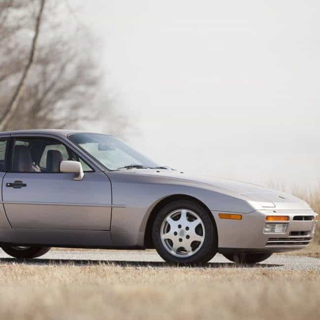 1988 Porsche 944 S Coupe is listed (or ranked) 2 on the list The Best Porsche 944s of All Time