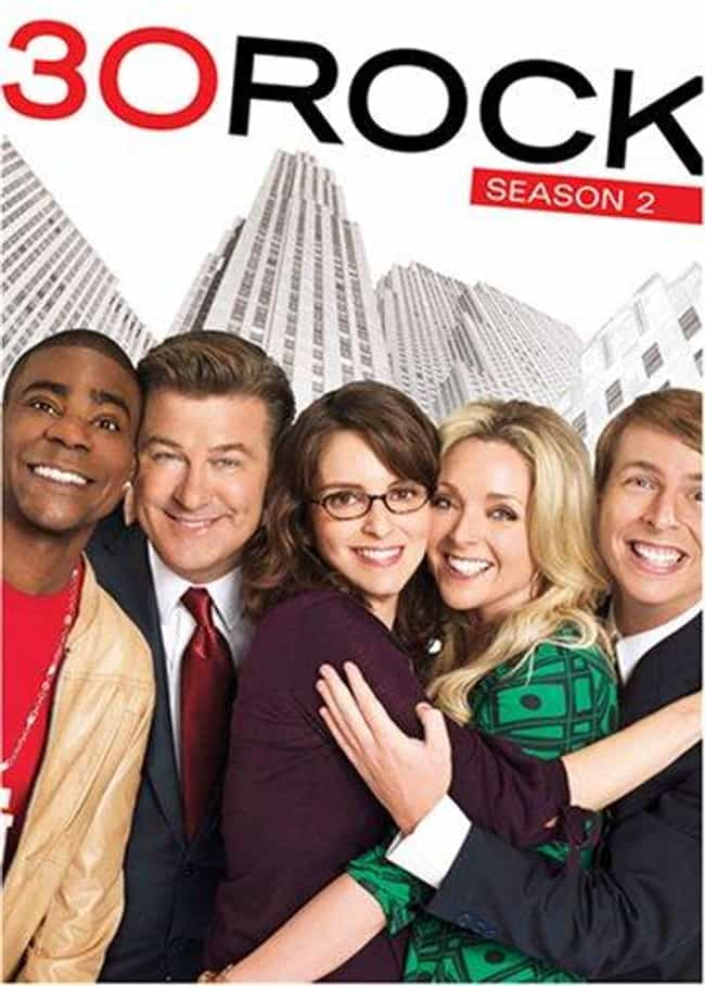 30 Rock Season 2 Is Listed Or Ranked 1 On The List What