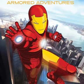 Iron Man: Armored Adventures is listed (or ranked) 22 on the list The Best Iron Man Versions Of All Time