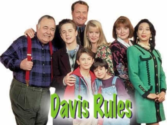 Davis Rules is listed (or ranked) 1 on the list Danny Jacobson Shows and TV Series