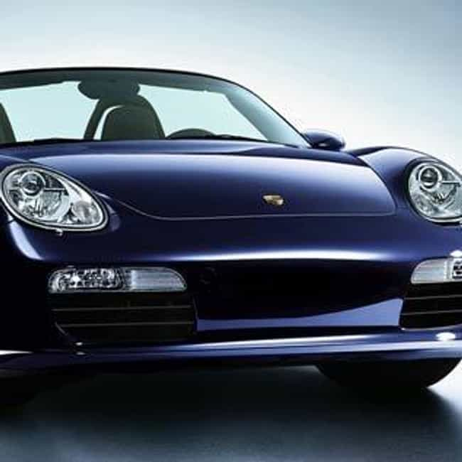 2008 Porsche Boxster is listed (or ranked) 4 on the list The Best Porsche Boxsters of All Time