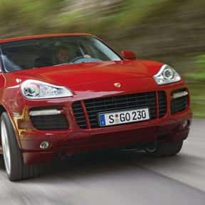 2008 Porsche Cayenne is listed (or ranked) 15 on the list The Best Sport Utility Vehicles of All Time