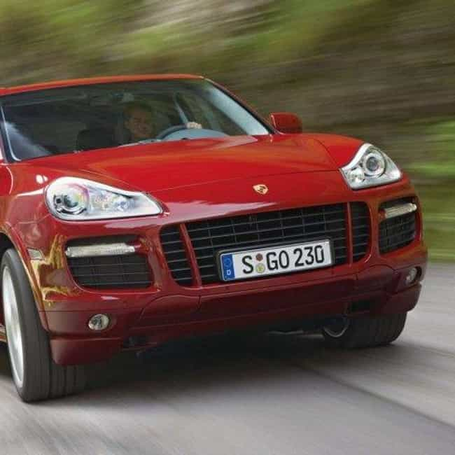2008 Porsche Cayenne is listed (or ranked) 1 on the list The Best Porsche Cayennes of All Time