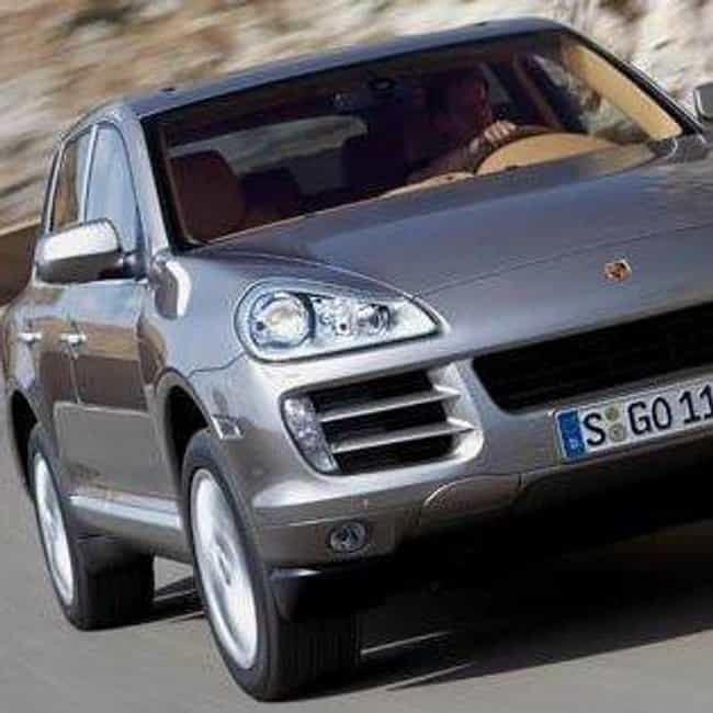 2009: Most Reliable Porsche Cayennes