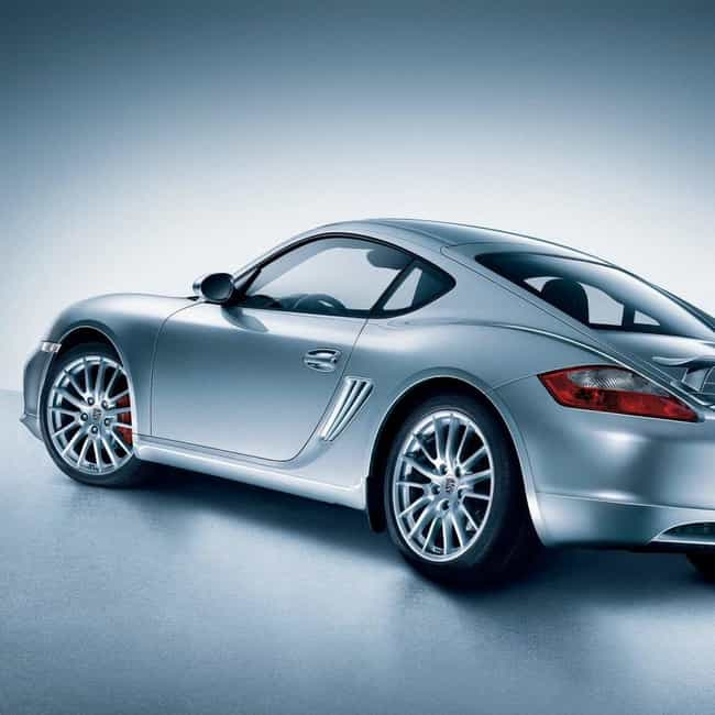 2007 Porsche Cayman is listed (or ranked) 4 on the list The Best Porsche Caymans of All Time