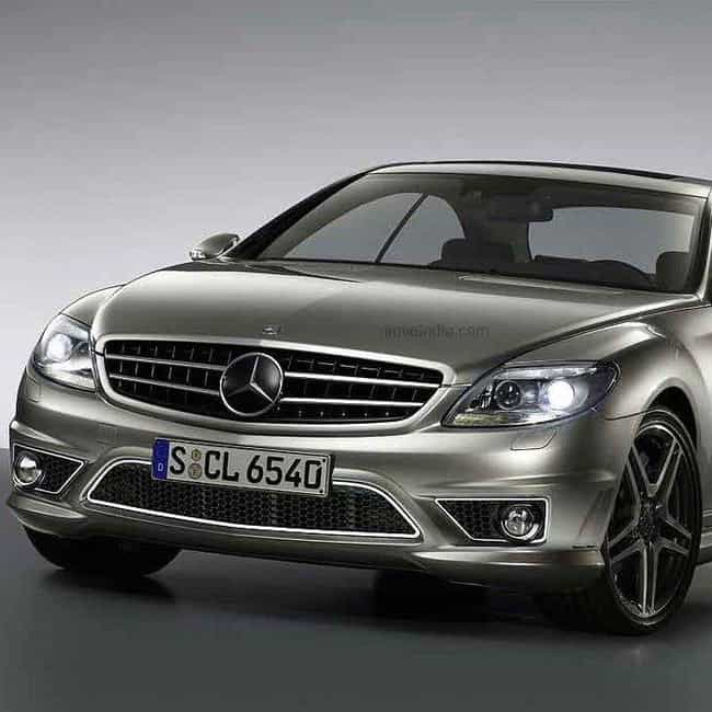 2008 Mercedes-Benz CL-Cl... is listed (or ranked) 1 on the list The Best Mercedes-Benz CL-Classes of All Time
