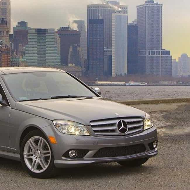 2008 Mercedes-Benz C-Class is listed (or ranked) 4 on the list The Best Mercedes-Benz C-Classes of All Time