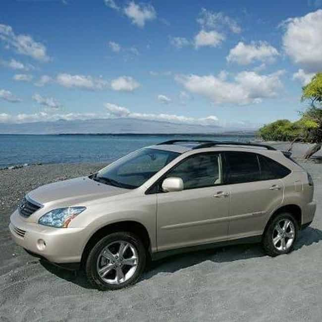 2008 Lexus RX is listed (or ranked) 2 on the list The Best Lexus RXs of All Time