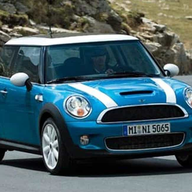 2007 MINI Cooper Hatchba... is listed (or ranked) 8 on the list The Best MINI Coopers of All Time