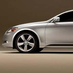 2008 Lexus GS is listed (or ranked) 6 on the list The Best Sedans of All Time