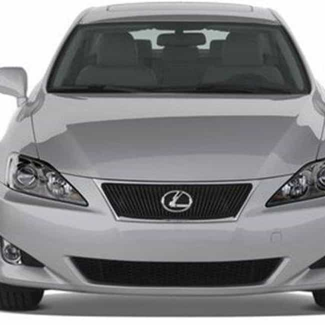 2007 Lexus IS is listed (or ranked) 4 on the list The Best Lexus ISs of All Time