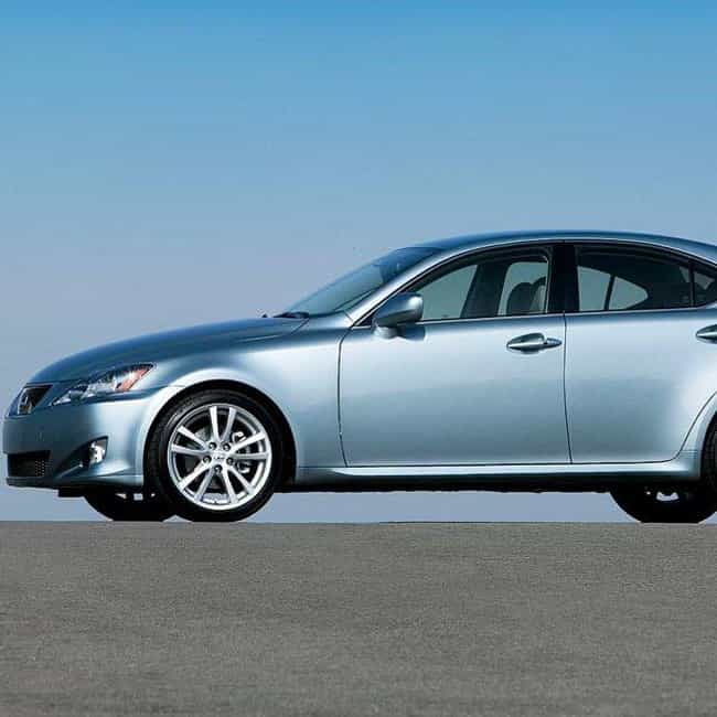 2008 Lexus IS is listed (or ranked) 3 on the list The Best Lexus ISs of All Time