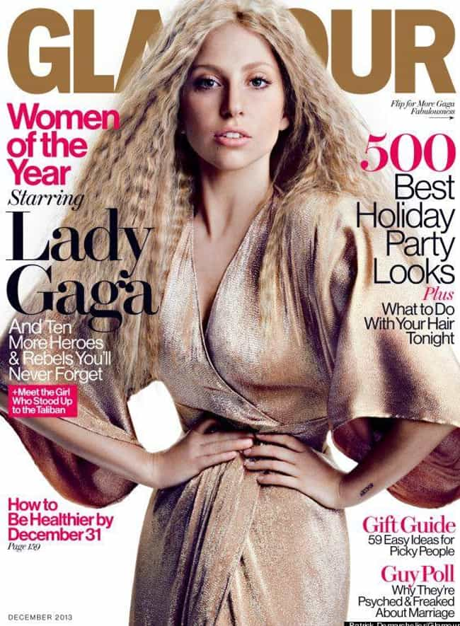 Lady Gaga is listed (or ranked) 3 on the list 18 Famous Women Who Called Out Magazines And Media For Retouching Their Bodies