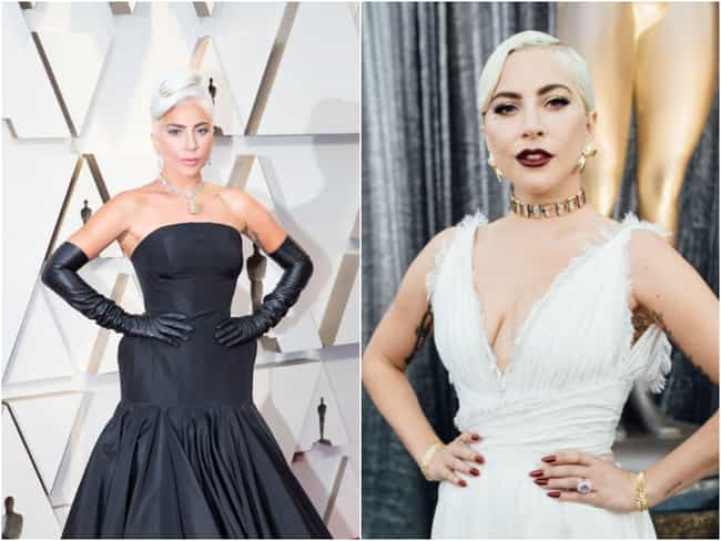 Lady Gaga is listed (or ranked) 4 on the list Celebrities With Signature Poses They Pull For Photographs
