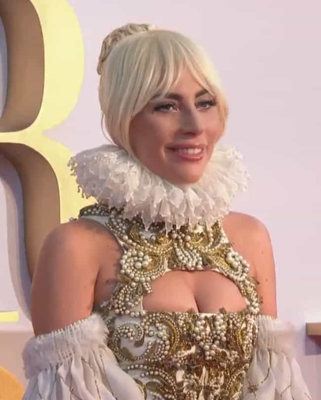 Lady Gaga is listed (or ranked) 3 on the list 15 Ridiculous Jobs Celebrities Reportedly Employ People To Do
