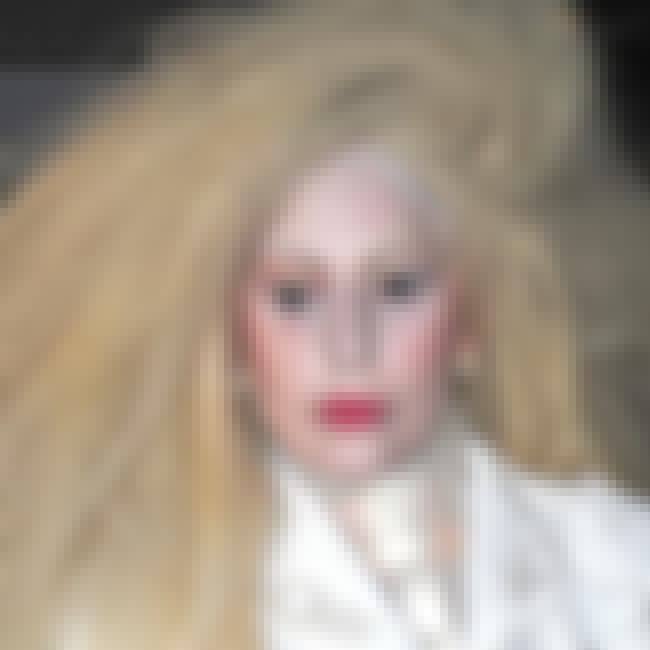 Lady Gaga is listed (or ranked) 3 on the list The Worst Celebrity Makeup Fails