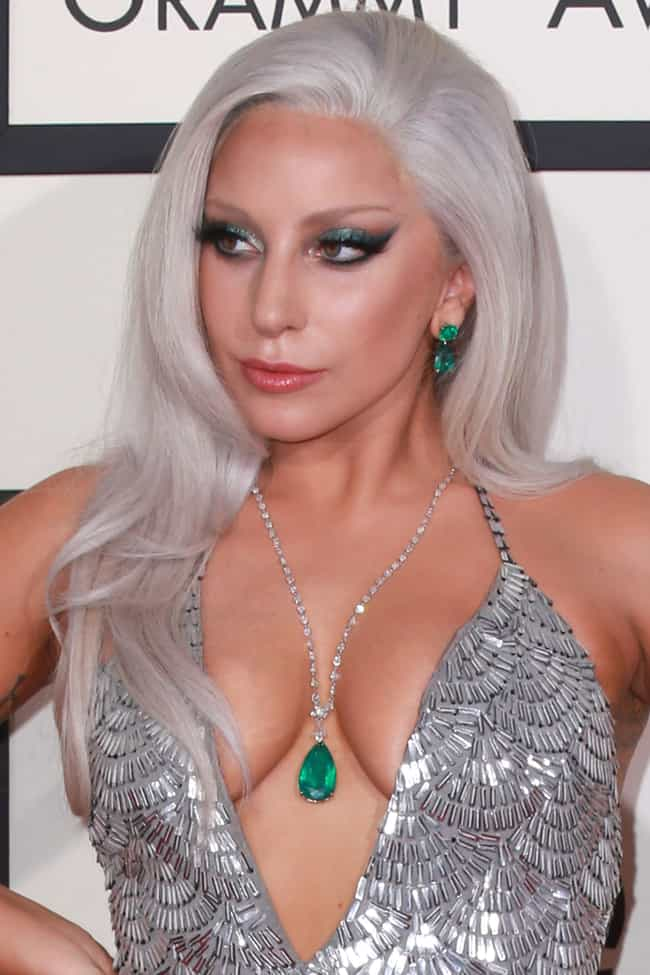 Lady Gaga is listed (or ranked) 3 on the list Famous People With Eating Disorders