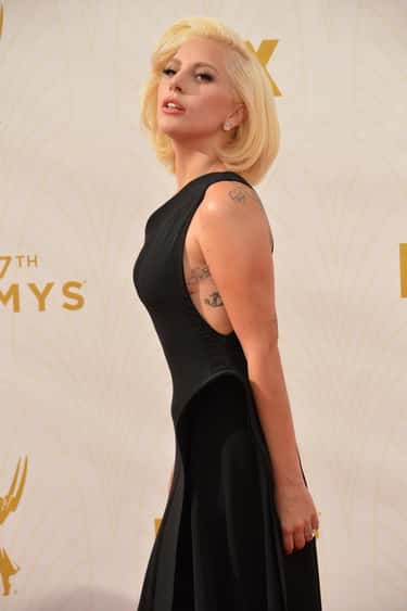 Lady Gaga is listed (or ranked) 2 on the list Famous INFJs