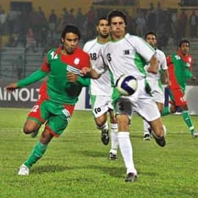 Atif Bashir is listed (or ranked) 5 on the list The Best Soccer Players from Pakistan