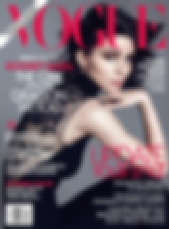 Rooney Mara is listed (or ranked) 2 on the list The Best Vogue Magazine Covers
