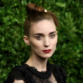 Rooney Mara is listed (or ranked) 8 on the list Famous Aries Female Celebrities