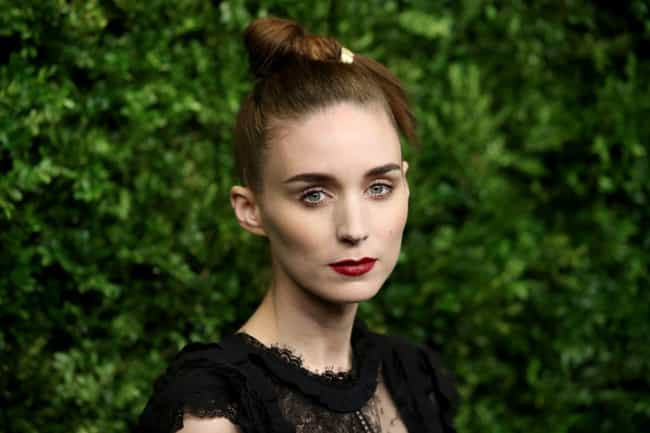 Rooney Mara is listed (or ranked) 1 on the list Women Who Joaquin Phoenix Has Dated