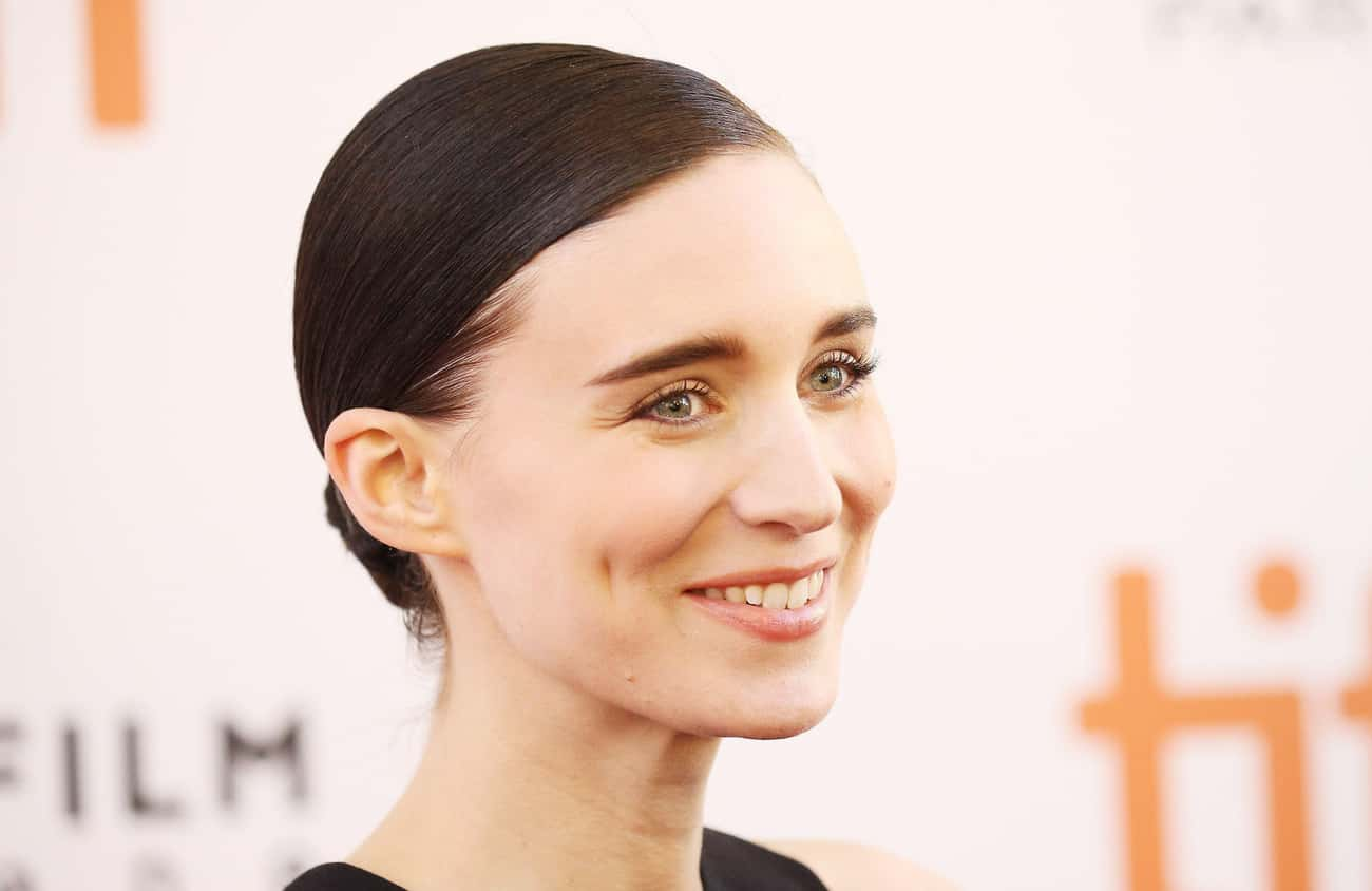 Rooney Mara Has A Bachelor&#39 is listed (or ranked) 4 on the list Celebrities With Surprising College Degrees