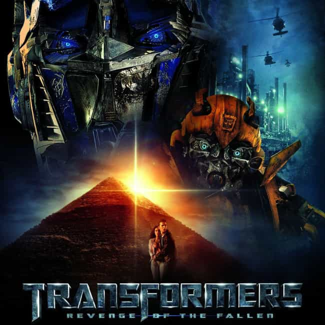 Transformers: Revenge of the F... is listed (or ranked) 3 on the list All the 'Transformers' Movies, Ranked Best to Worst